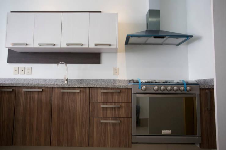 Altavista Residencial: Cocinas de estilo  por TaAG Arquitectura