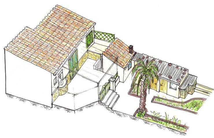 by Diego Cuttone, arquitectos en Mallorca,