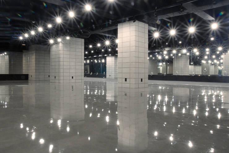 홍대 130평 헬스장: 그리다집의