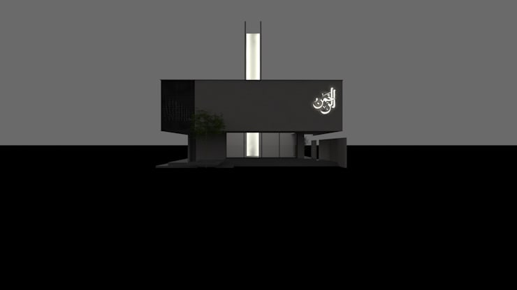 Mimbar dan menara:   by studio moyn