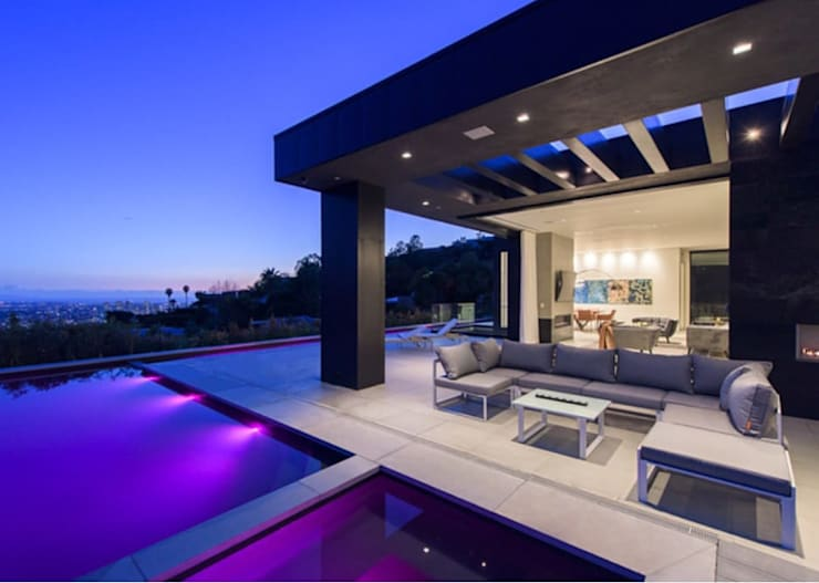 Outdoor Living View..:   by Archspace Interio