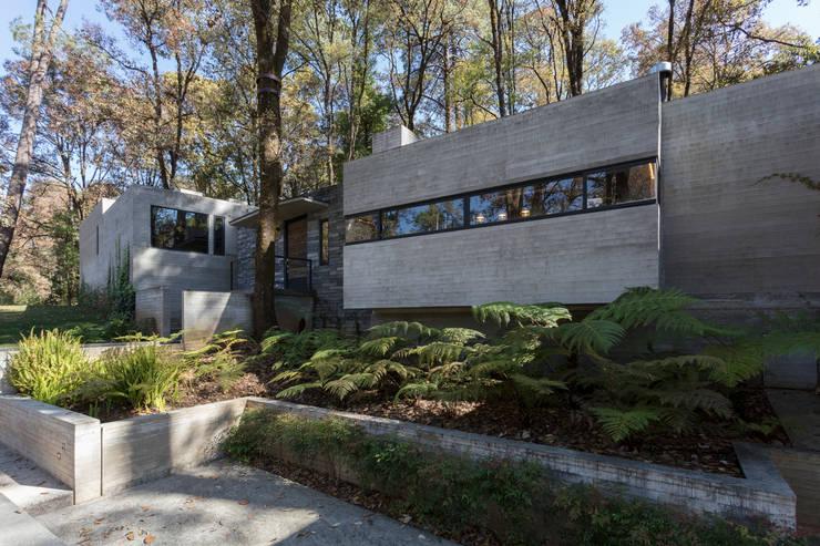 CASA M:  Houses by Rivadeneyra Arquitectos