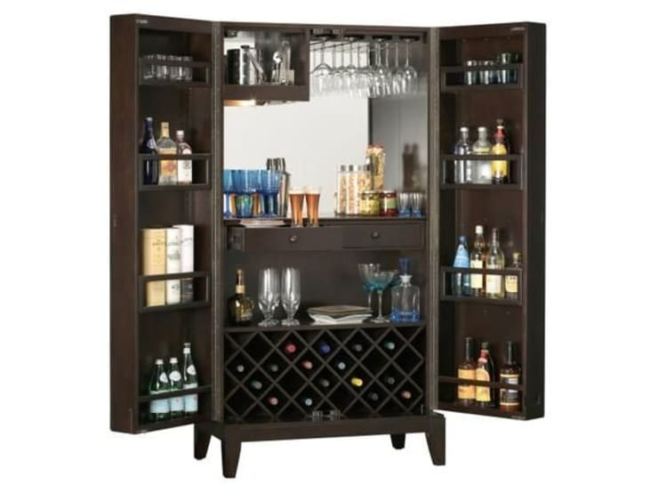 How to Better Organise Your Bar Furniture at Home:  Wine cellar by Perfect Home Bars