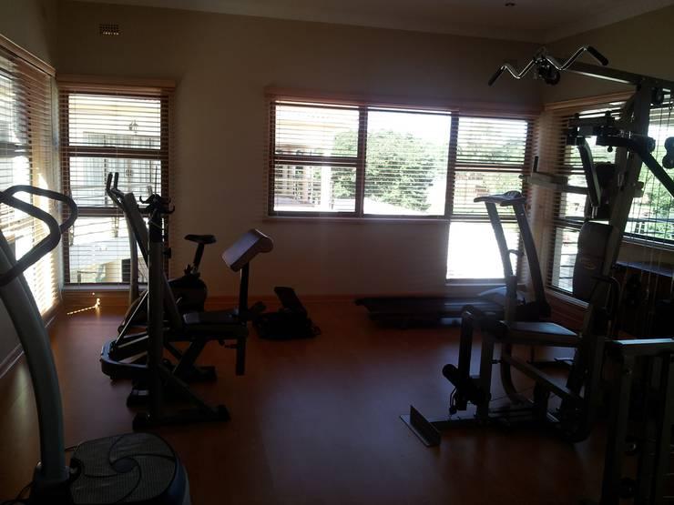 New Build:  Gym by Ndiweni Architecture