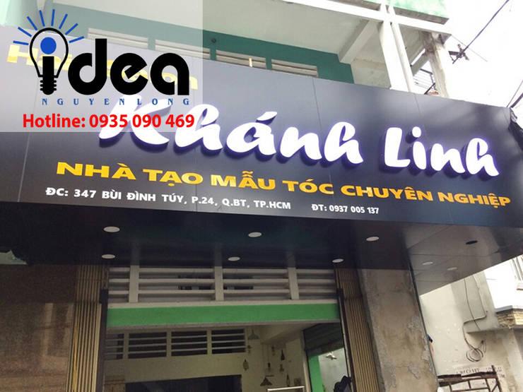 Làm bảng hiệu quảng cáo:   by Thiết kế in ấn bảng hiệu Nguyễn Long Idea