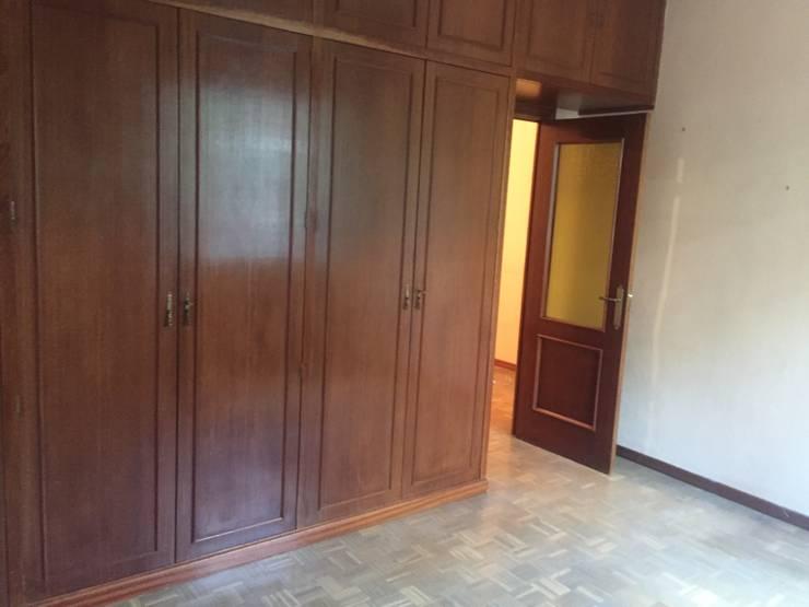 Dormitorio antes:  de estilo  de CASA IMAGEN