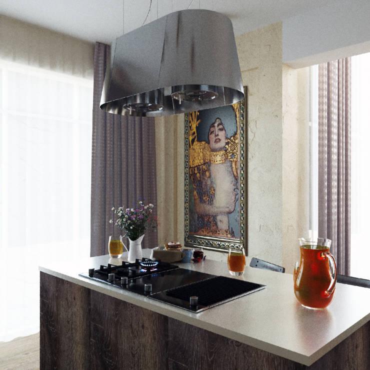 Kitchen by Eli's Home, Mediterranean