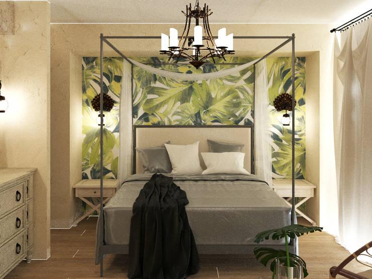 Bedroom by Eli's Home, Mediterranean