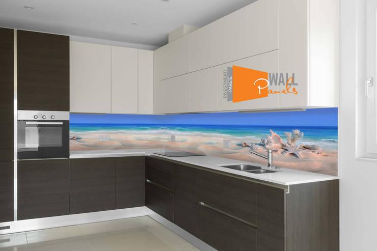 Rivestimenti da parete cucina / bagno / porte by Wallpanels ...