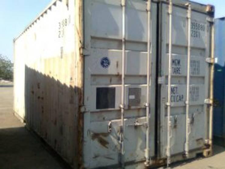 20呎貨櫃屋出租、出售:   by 萬能貨櫃屋