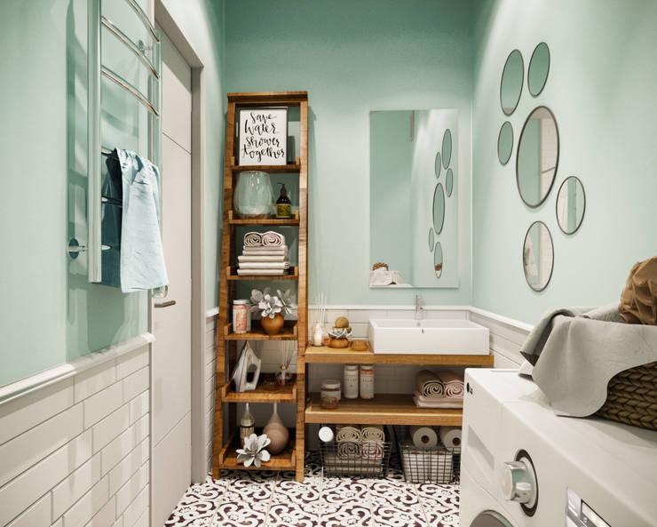 Vivo: Ванные комнаты в . Автор – Family Cozy