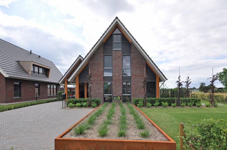 Villa von Bongers Architecten, Landhaus