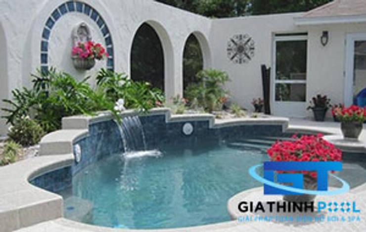 Chi phí xây dựng hồ bơi gia đình:   by GiaThinhPool & SPA