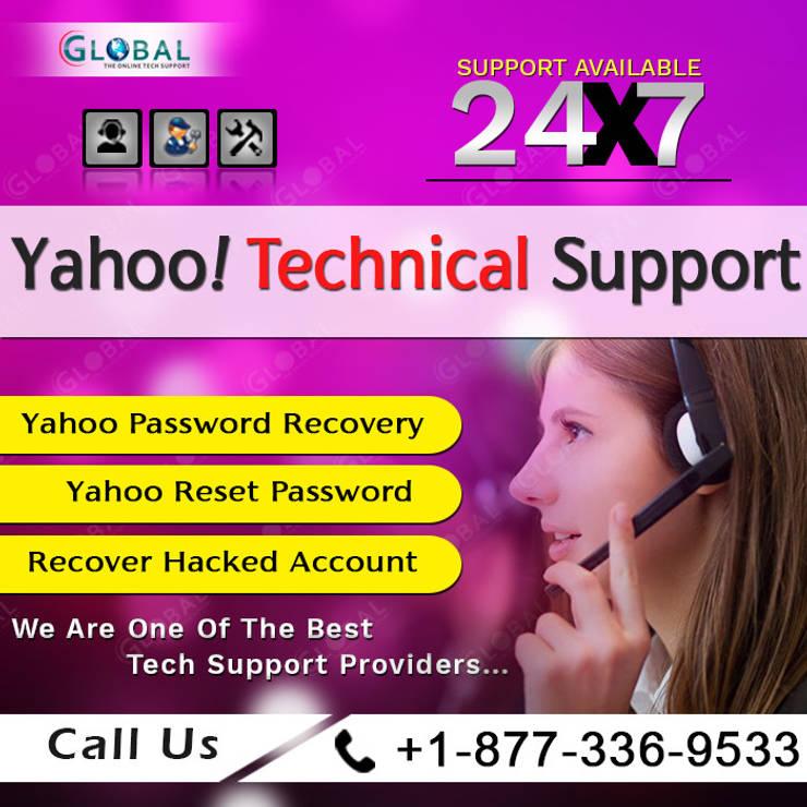 Yahoo Mail Helpline 1877-336-9533 Phone Number:   by hariom.glstec