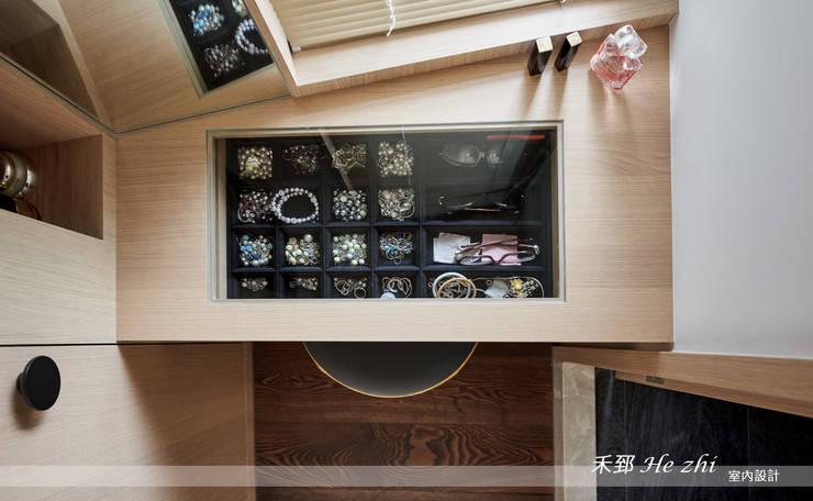 藴育藴意:  臥室 by 禾郅 室內設計