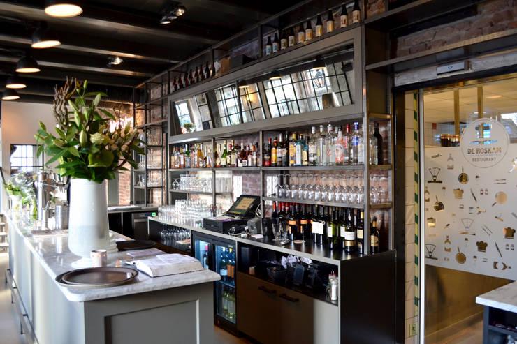 Restaurantbar:  Bars & clubs door Bob Nisters, Industrieel