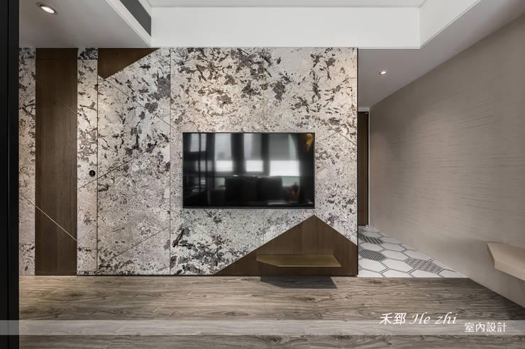 鑽石語彙:  牆面 by 禾郅 室內設計