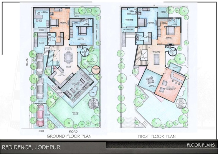 floor plans:  Bungalows by Design Shelve
