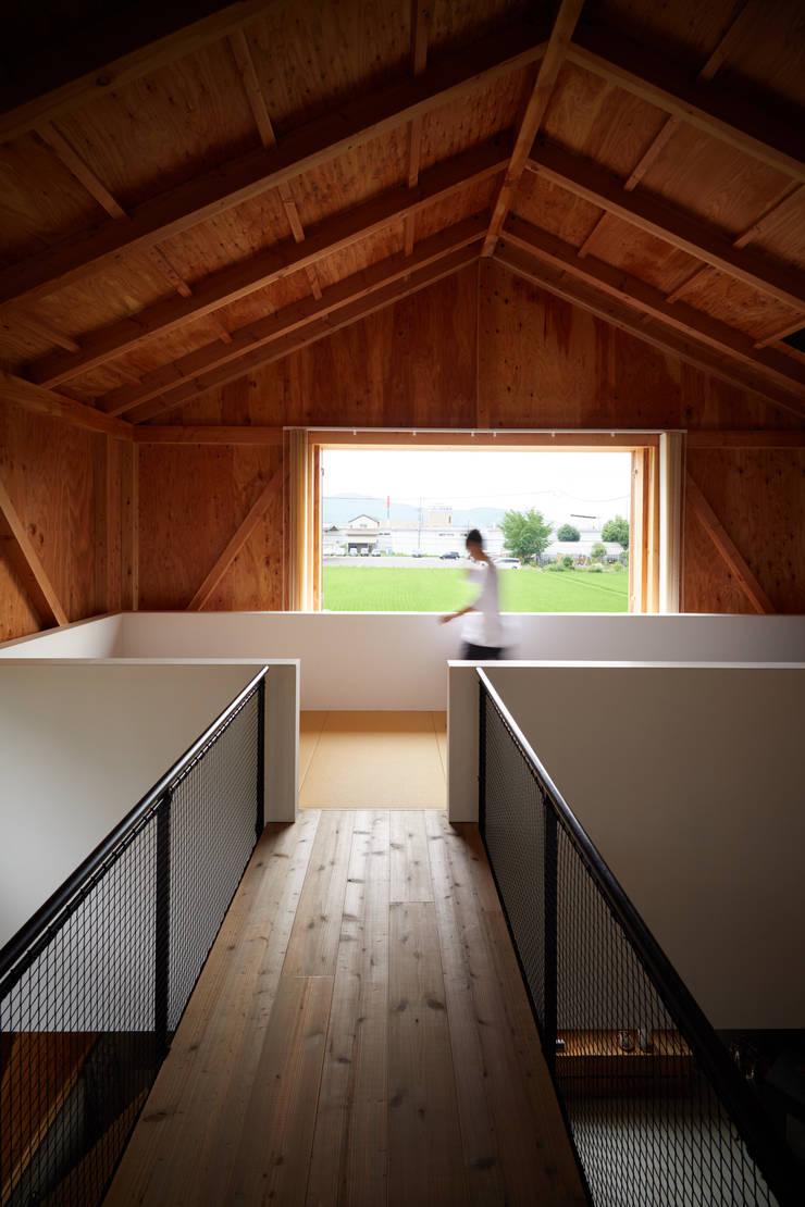 根據 Takeru Shoji Architects.Co.,Ltd 隨意取材風