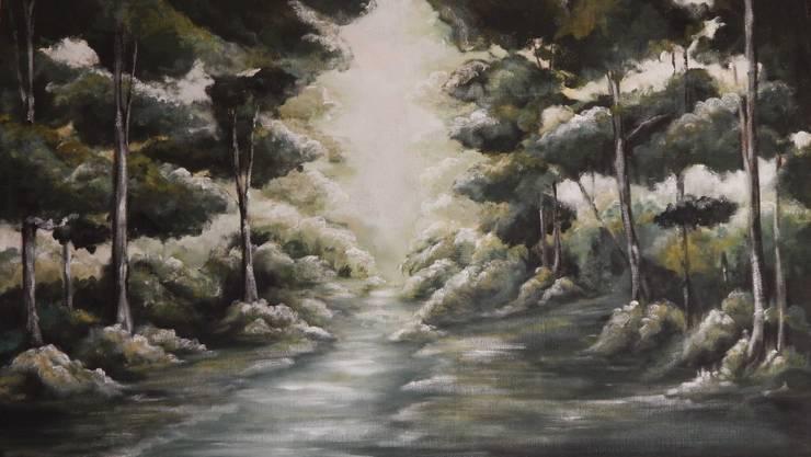 Bosco: Arte in stile  di Meraki di Irene Mancini