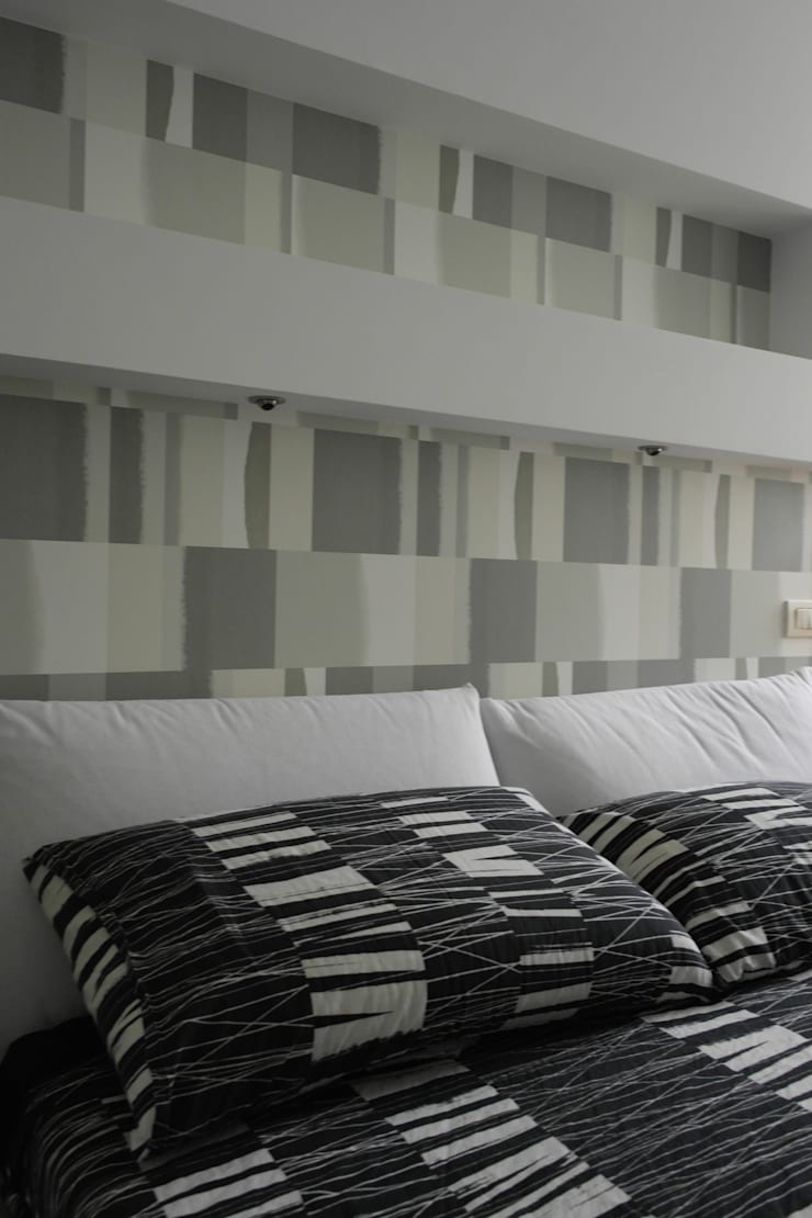 Modern Bedroom by Laura Marini Architetto Modern