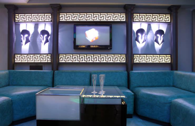 Discoteca - Vip: Bares y Clubs de estilo  por Triad Group,