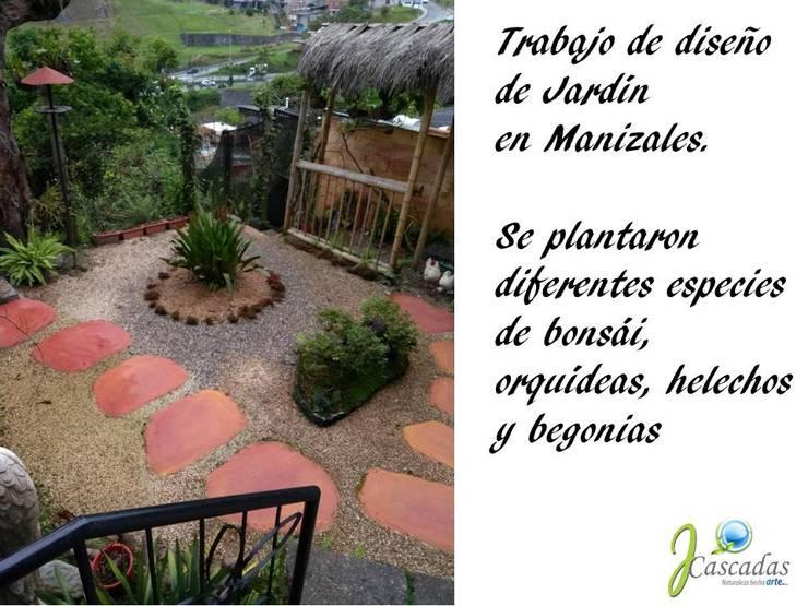 PRESENTACIÓN: Jardín de estilo  por JCASCADAS