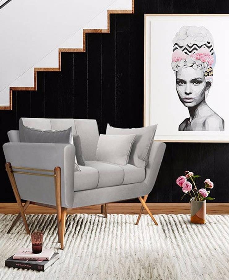 Living room by 北京恒邦信大国际贸易有限公司