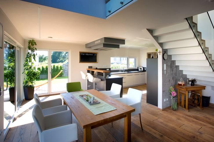 die neue offenheit gro e fenster und glasfassaden f r mehr licht luft und w rme von kneer. Black Bedroom Furniture Sets. Home Design Ideas
