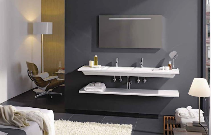 LAUFEN衛浴瑞士衛浴潔具,引領時尚潮流:  衛浴 by 北京恒邦信大国际贸易有限公司
