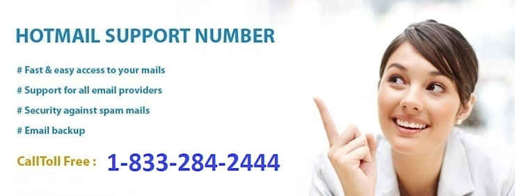 Contact 1-(833)-284-2444 Hotmail Support Number:   by anabelsmith.988