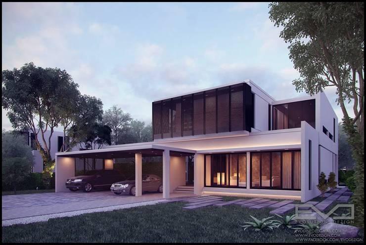 The Grand, Pattaya:  บ้านและที่อยู่อาศัย by evodezign co.,ltd.