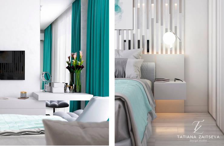 Schlafzimmer von Design studio TZinterior group