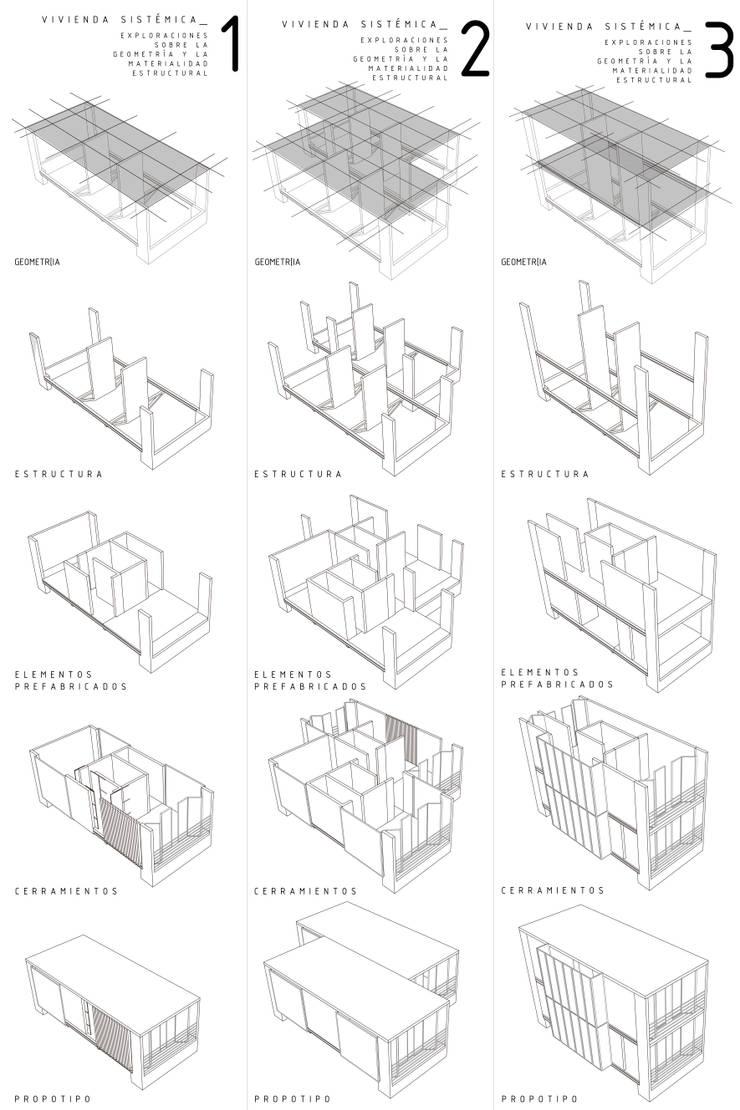Composición modular:  de estilo  por decocas