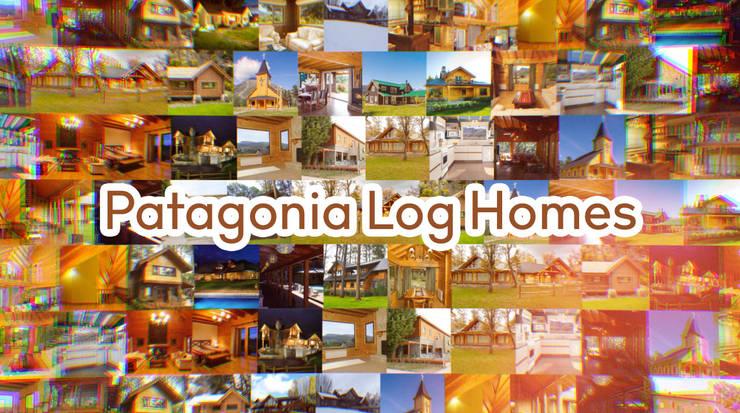 Portada de Homify:  de estilo  por Patagonia Log Homes - Arquitectos - Neuquén