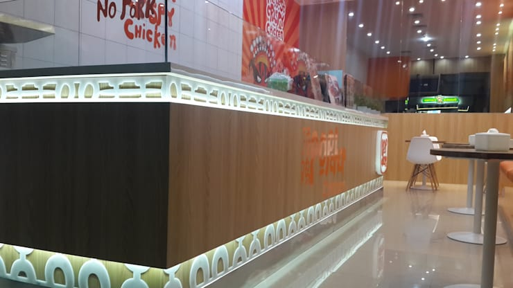 Renovasi PopChop Chicken Pejaten Village Mall:   by PT Intinusa Persada