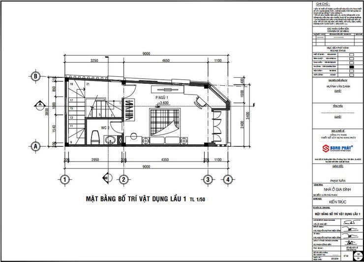 Case in stile  di Công ty TNHH TK XD Song Phát