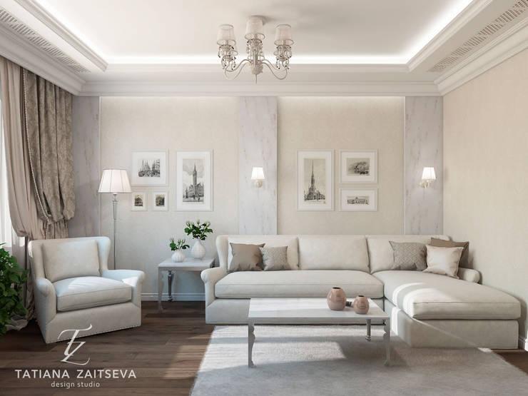Multimedia-Raum von Design studio TZinterior group