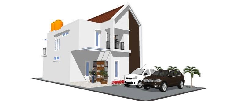 Private House :  Rumah by MODE KARYA