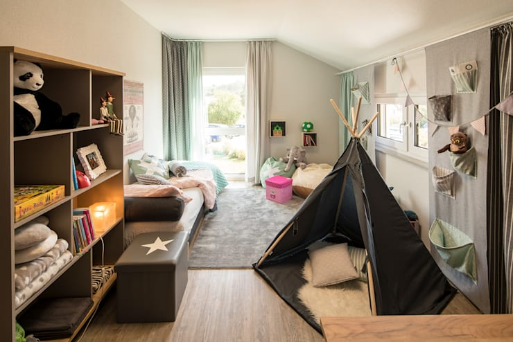 Nursery/kid's room by FingerHaus GmbH