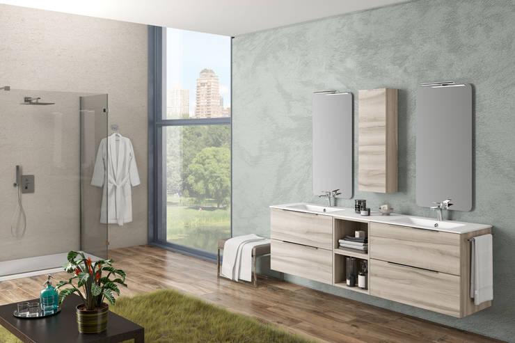 Ванные комнаты в . Автор – FALEGNAMERIA ADRIATICA S.r.l.