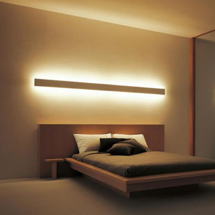 Velette e cornici per illuminazione led di interni ed for Led per interni