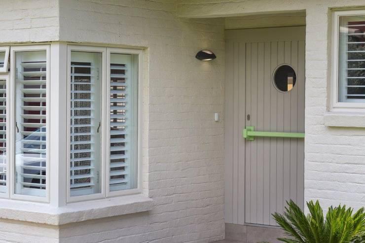 Main Entrance to Home:   by Deborah Garth Interior Design