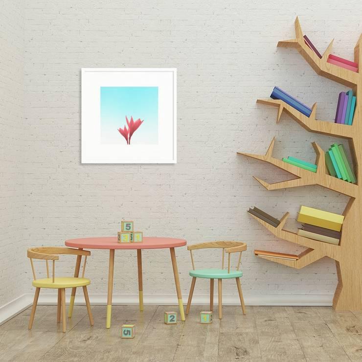 Kinderkamer door SPASIUM, Modern