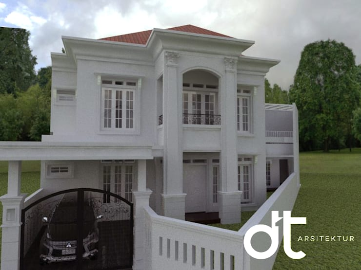 KENCANA LOKA BSD TANGERANG SELATAN:   by Rumah Desain Tropis
