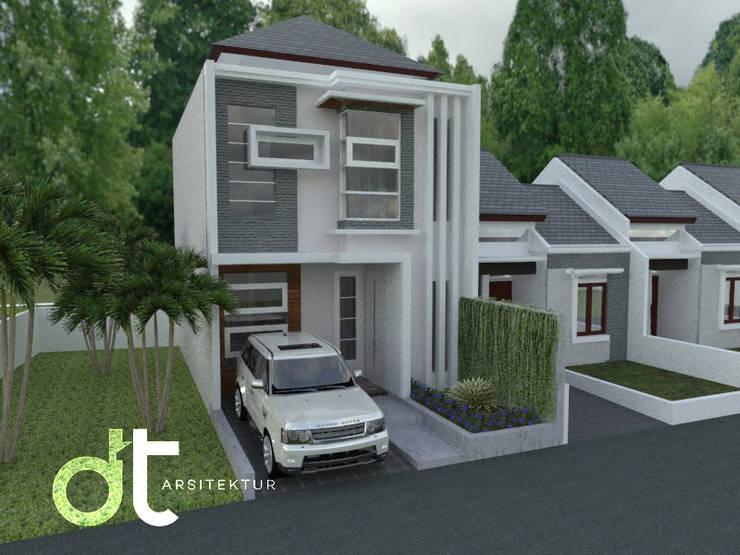 PROJECT CIPUTAT TANGERANG SELATAN:  Rumah by Rumah Desain Tropis
