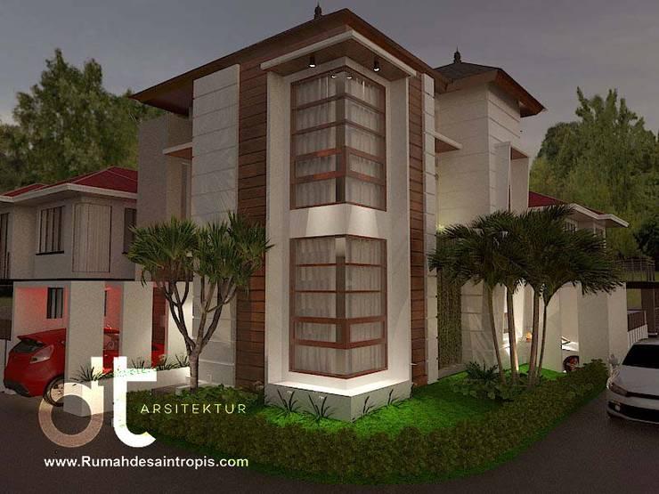 PROJECT PERMATA HIJAU BINTARO:   by Rumah Desain Tropis