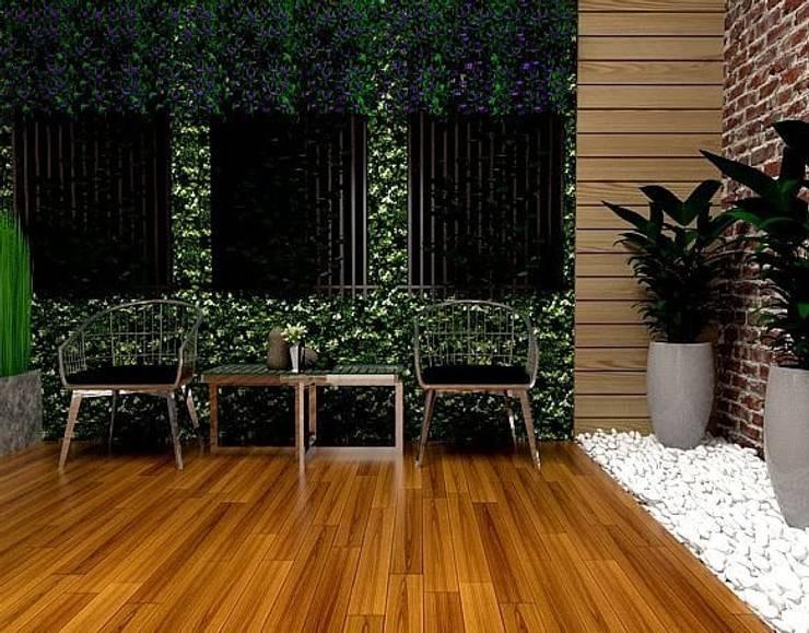 design interior treasure hunter at kemanggisan jakarta barat:   by Aray Interindo