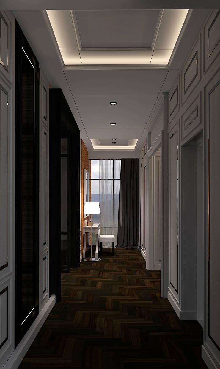 Korn House:   by Pilaster Studio Design