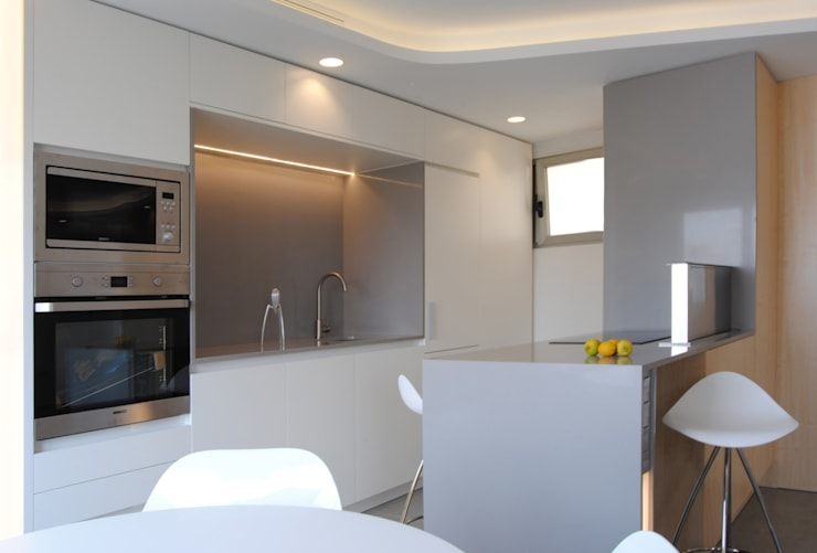 Cocina de estilo  por Loft 26